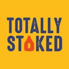 totally stoked facebook logo